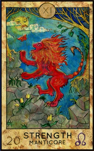 """Notebook Series: Luck of the Tarot Draw - Manticore 