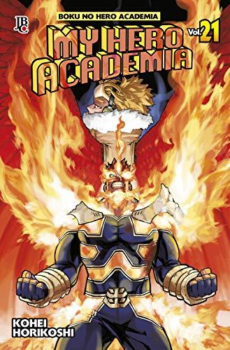 My Hero Academia vol. 21