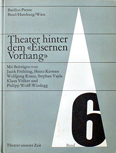 Theater hinter dem Eisernen Vorhang Bd. 6