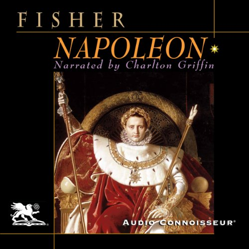 Napoleon audiobook cover art