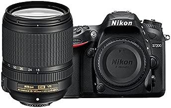 Best nikon d7200 18-140 Reviews