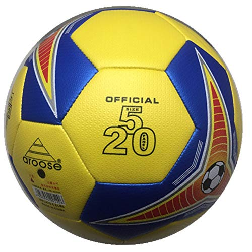 Panpan Suministros de fútbol Bola de Adulto Fútbol Profesional Nº 5 de Fútbol, PU