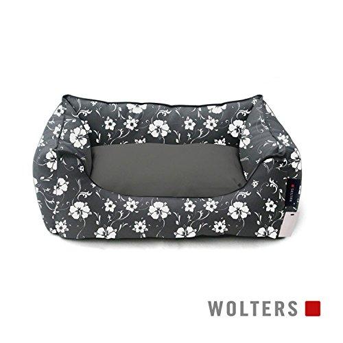 Wolters Dog Lounge Grey Essentials grau div. Größen, Größe:Gr. S 60 x 45 cm