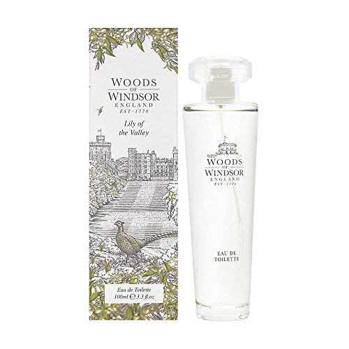 Woods of Windsor Lily of the Valley 100 ml EDT Spray, 1er Pack (1 x 100 ml)