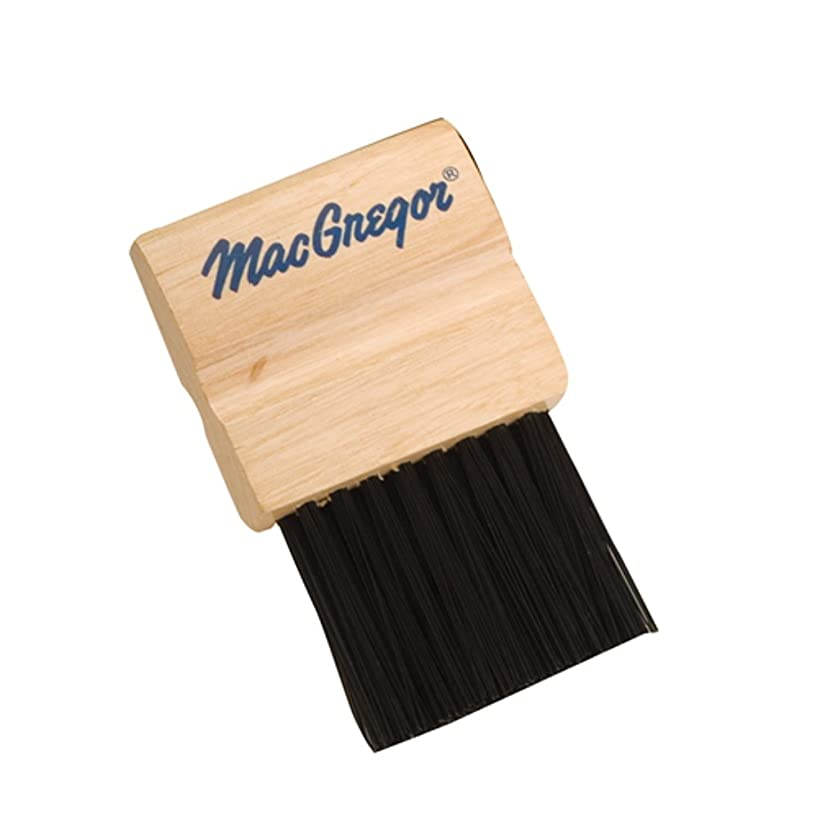 MacGregor Baseball Home Plate Brush, Black