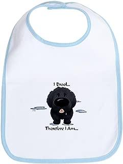 CafePress Newfie I Drool Cute Cloth Baby Bib, Toddler Bib