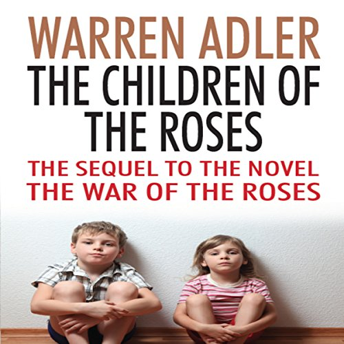 The Children of the Roses audiobook cover art