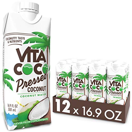 Vita Coco Coconut Water, Pressed Coconut | More