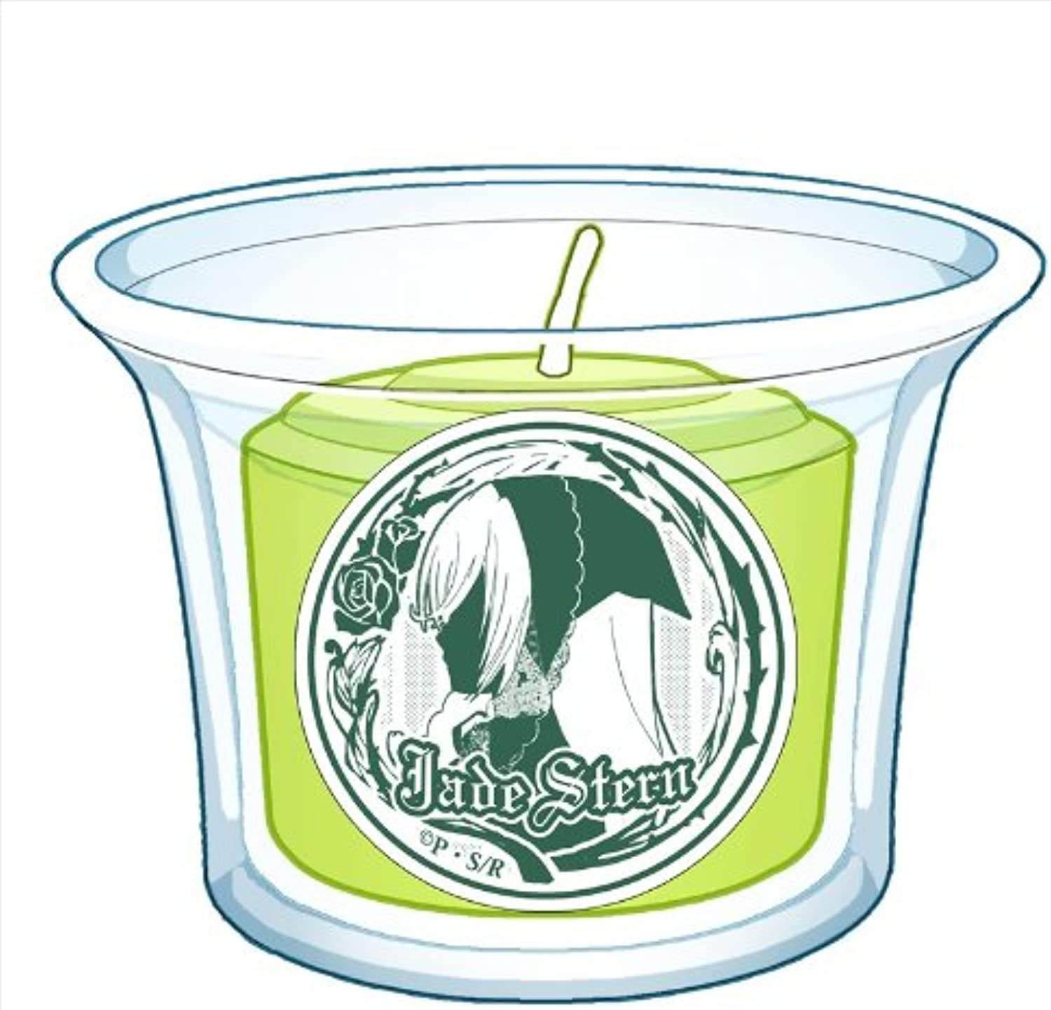 Rozen Maiden Character Image candles Suiseiseki (japan import)