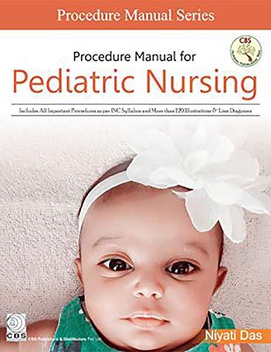 Procedure Manual for Pediatric Nursing