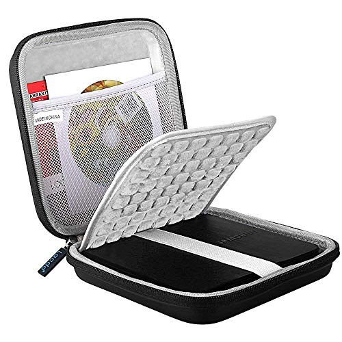 Lacdo Shockproof External CD DVD Hard Drive Sleeve Bag Case Storage Pouch...