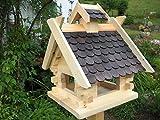 Pajarera Casas de pájaro (V03) de madera de pajarera Comedero de carpintero...
