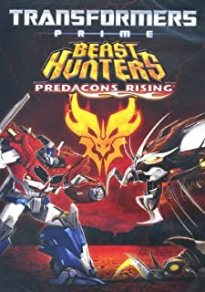 Transformers Prime Beast Hunters Predacons Rising LIMITED EDITION Includes BONUS FEATURES Audio Commentary and 3 Exclusive Animated Beast Bites Shorts