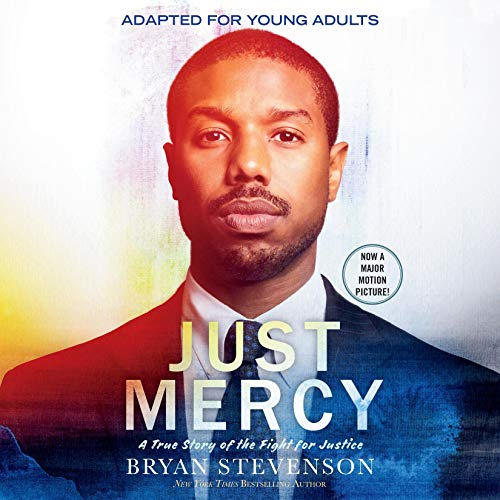 Just Mercy (Movie Tie-In Edition, Adapted for Young Adults) cover art