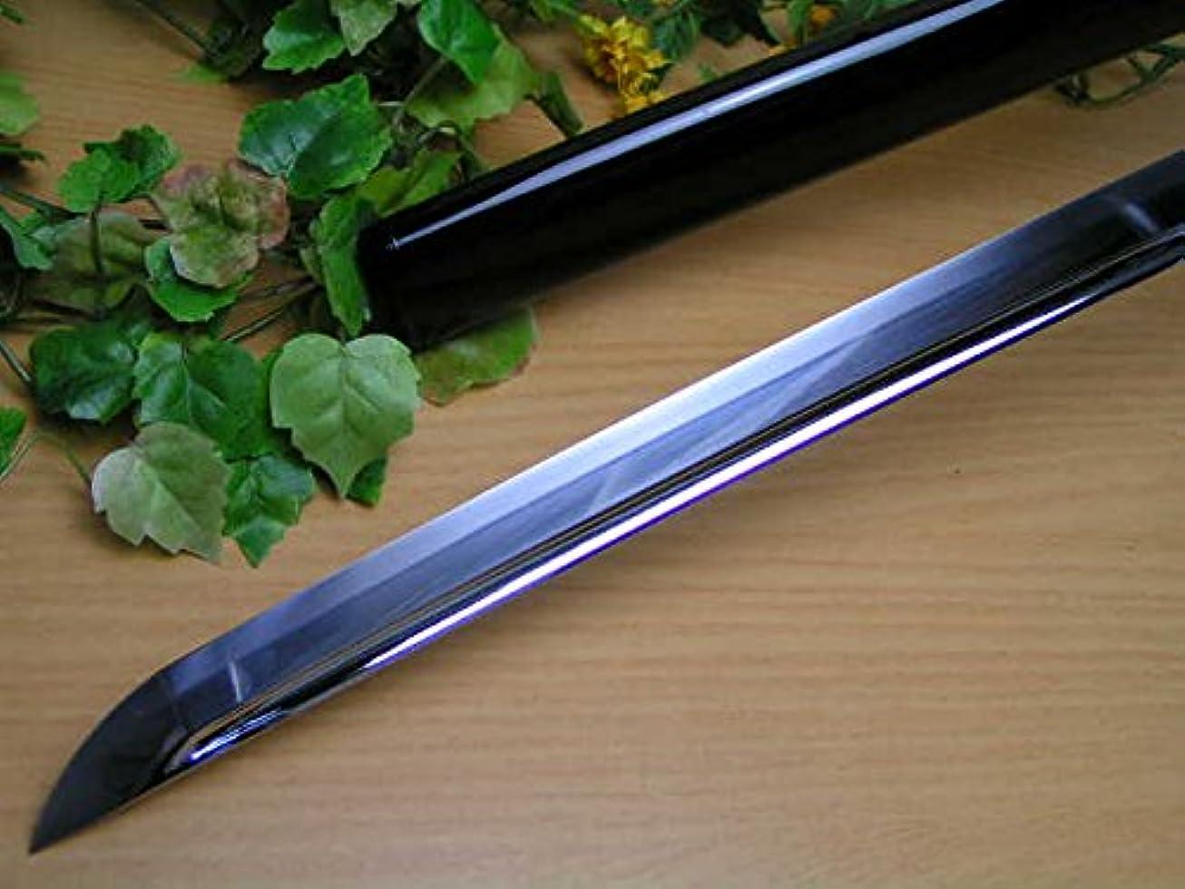 皮ロードされた発掘するBE-TACKLE 【受注製作/熟練した職人が作る本格的居合練習刀】 居合刀 肥後拵え特上拵え 2.45尺