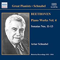 Beethoven: Piano Works Vol.4