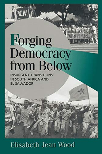 Forging Democracy from Below: Insurgent Transitions in South Africa and El Salvador (Cambridge Studies in Comparative Politics)