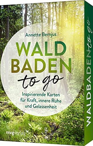 Waldbaden to go: Inspirierende Karten für Kraft, innere Ruhe und Gelassenheit