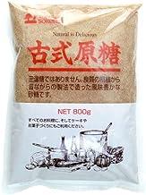 創健社 古式原糖 800g