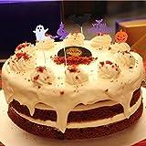BESTonZON 50pcs Cupcake Muffin Toppers Compleanno Festa di Halloween Forniture...