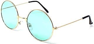302cf5d6b5 UltraByEasyPeasyStore Adultos Gafas De Sol Redondas Estilo Retro John  Lennon Calidad Vintage UV400 Elton Hombres Mujeres