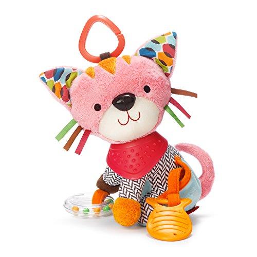 Skip Hop Bandana Buddies activiteitsspeelgoed Kitty katten