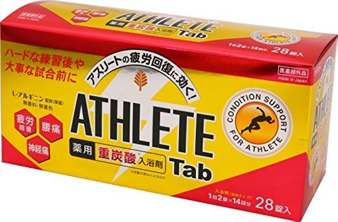 余暇メカニックモチーフ日本製 made in japan 薬用 ATHLETE Tab1錠x28パック BT-8573 【まとめ買い3個セット】