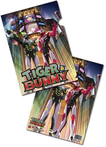 Tiger & Bunny Tiger And Bunny File Folder