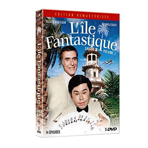 L île fantastique, saison 2, vol. 1