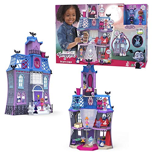 Just Play Vampirina Boo-elegantissimo vestito età 3 si adatta Taglie 4-6