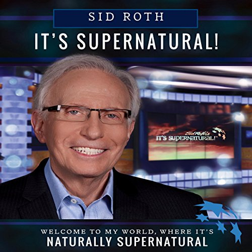 It's Supernatural audiobook cover art