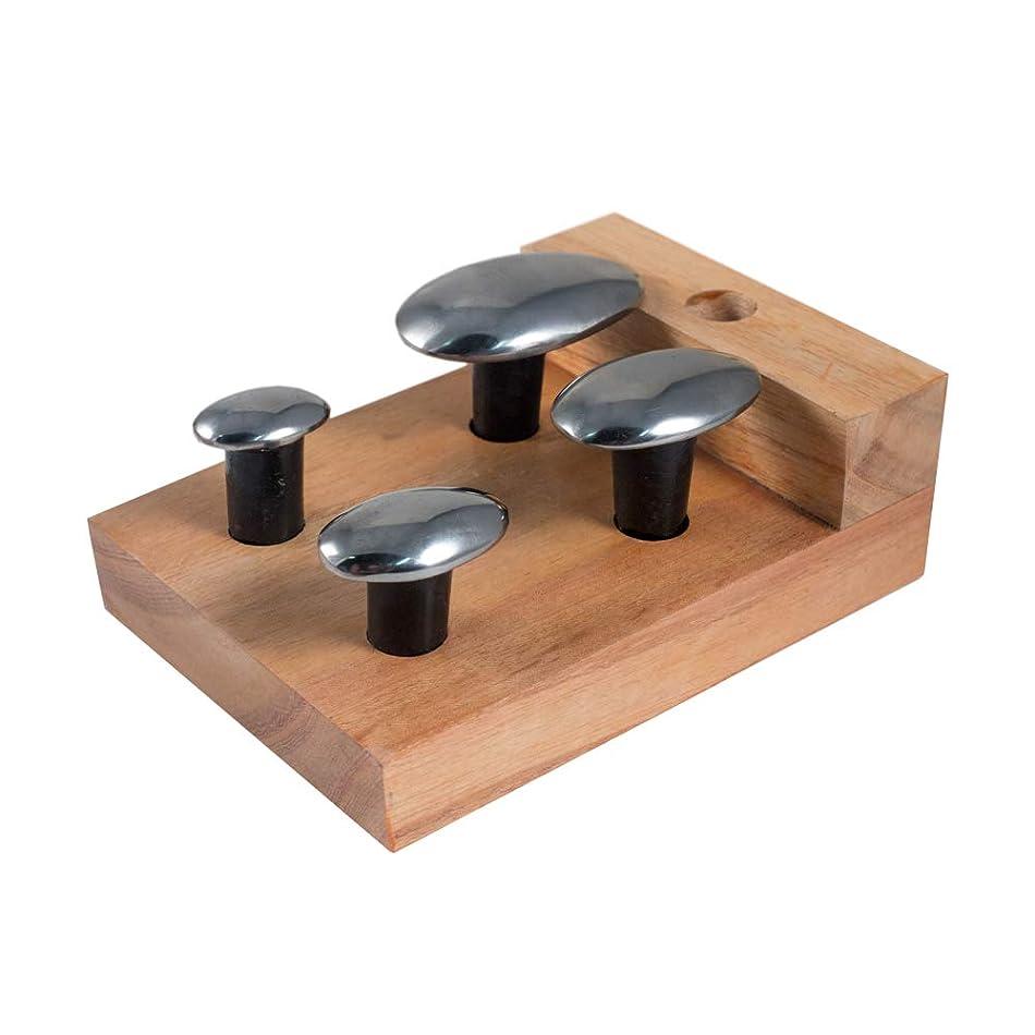 Spoon Stakes Set 4 Piece - SFC Tools- 25-060 b0056413199