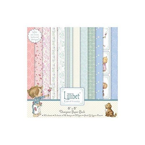 Lillibet 12x12 Designer Paper Pack - Hallmark