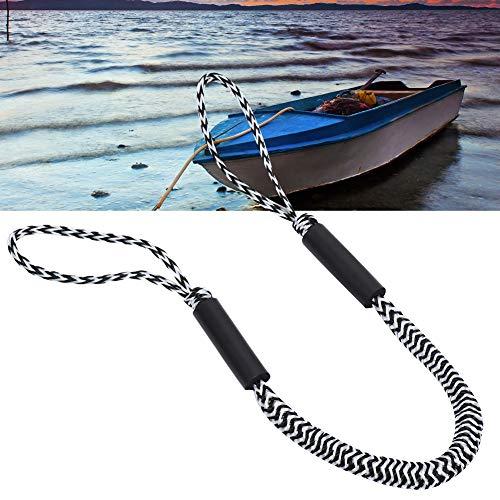 Semme Boot Dock Line, Boot Mooring Stretch Rope Shock Absorb Bungee Line voor eenvoudige aansluiting op boten, dokken of ankers
