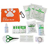 American Pet Supplies Pet First Aid Kit, 19 Piece First Aid Kit for Puppies and Dogs