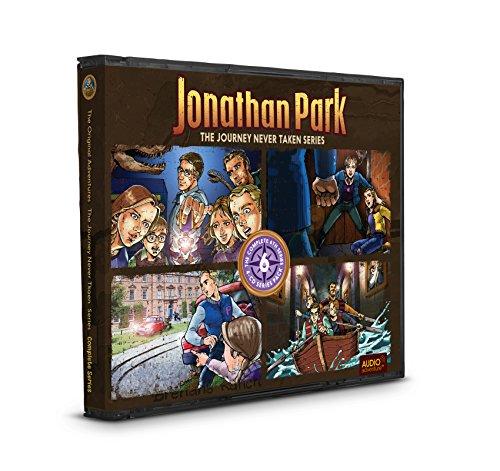 Jonathan Park: The Journey Never Taken - Series 6