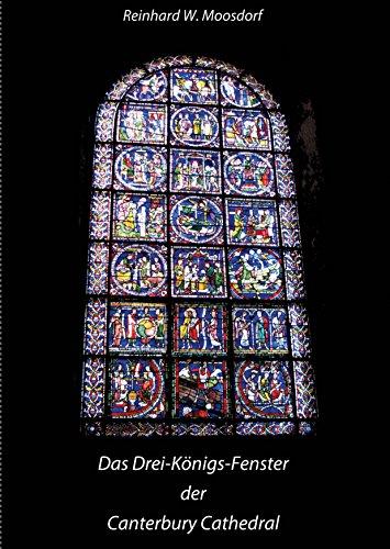 Das Drei-Königs-Fenster der Canterbury Cathedral