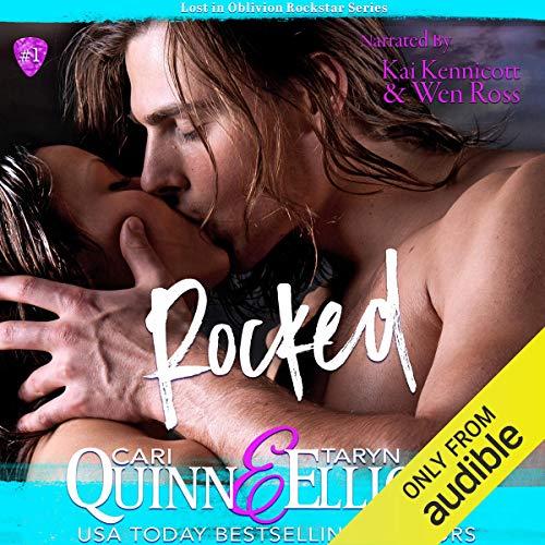Rocked audiobook cover art