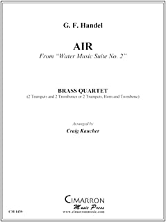 Air, from Water Music Suite No. 1