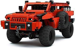 2042 PCS Building Block Marauder Buggy, MOC-4731 Technic Super Racing RC Car Kit, Model Building Blocks Compatible with Le...