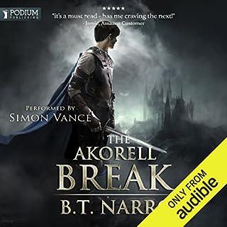 Page de couverture de The Akorell Break