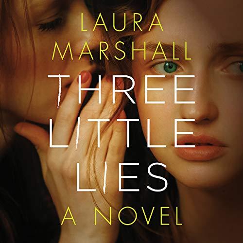 Three Little Lies cover art