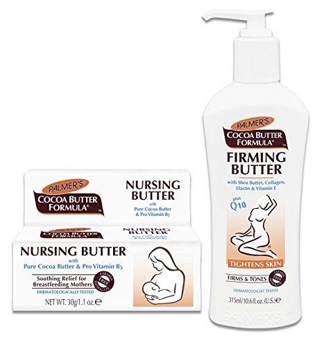 Palmer's Cocoa Butter Formula Firming Cream (315ml) and Palmer's Cocoa Butter Formula Nursing Cream (30g) Combo