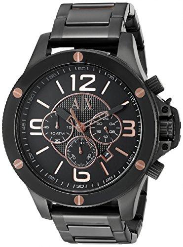 Armani Exchange Men's AX1513 Black Watch