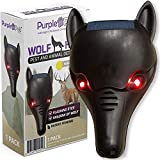 iPrimio Wolf Head with Flashing Eye Lights with Back Light to Create Silhouette...