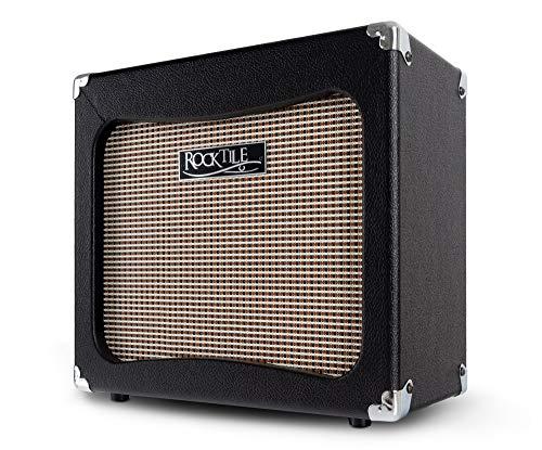 Rocktile GA-15 Carlos Modeling Gitarrenverstärker (15 Watt Gitarrencombo mit 8