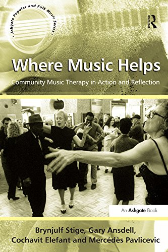 Where Music Helps: Community Music Therapy in Action and Reflection (Ashgate Popular and Folk Music Series) (English Edition)