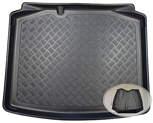 günstig ZentimeX Z3323311 Spezielle gewellte Kofferraumablage für Autos + Klettverschluss (Kofferraum,… Vergleich im Deutschland