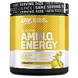 Optimum Nutrition ON Amino Energy Pre Workout en Polvo, Bebida Energética con Beta...