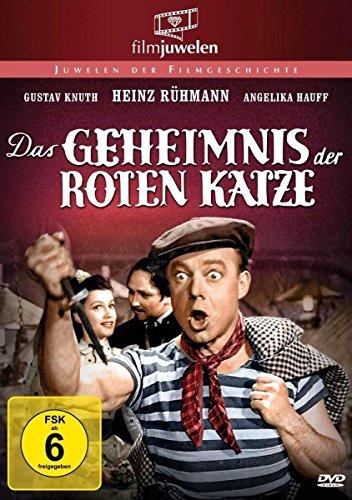 Heinz Rühmann: Das Geheimnis der roten Katze (Filmjuwelen)